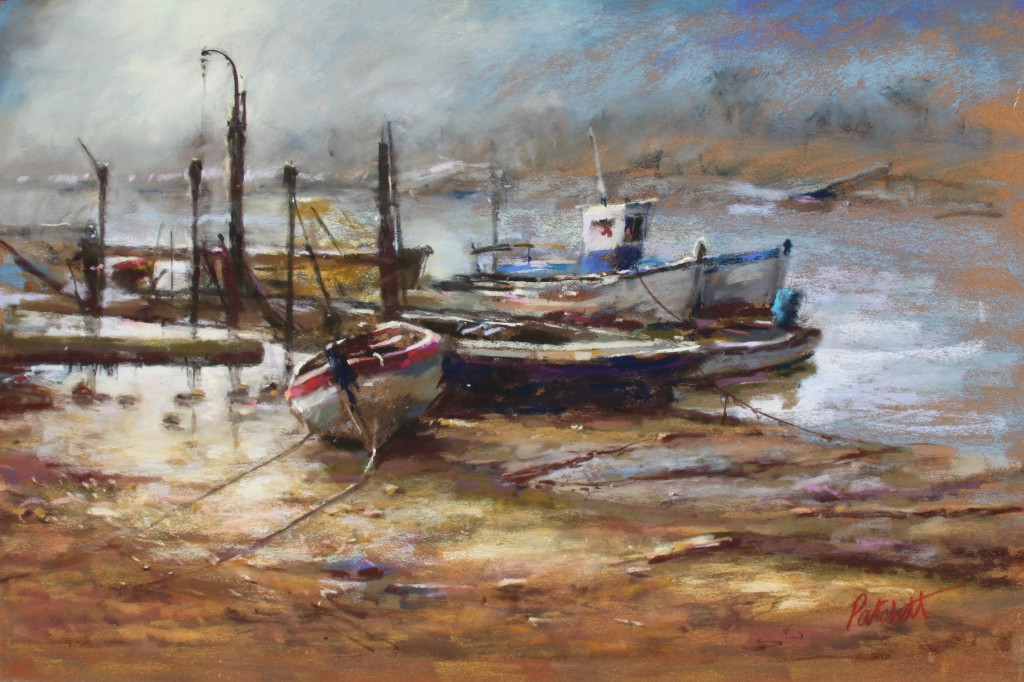 1518 - Boats in the Morning Light