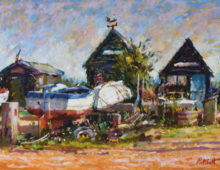 Fisherman's Huts, Blackshore