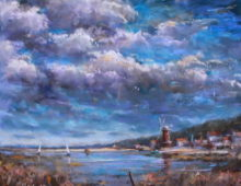 Trailing Clouds, Cley